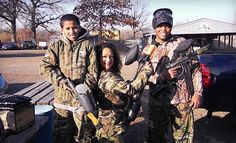 Beginners\' Open Play Paintball with Equipment and 250 Balls for 2, 3, or 8 at Badlandz Paintball Field (Up to 71% Off)