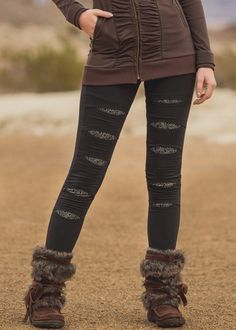 Cortex Leggings (Fall 2016)
