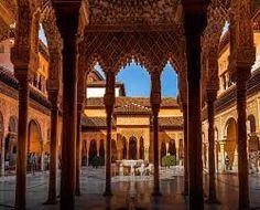 Image result for alhambra granada