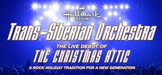 Trans-Siberian Orchestra LIVE at The Dunkin Donuts Center on December 19, 2014