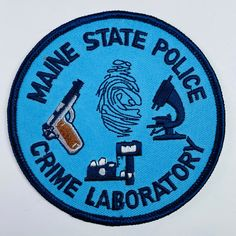 Police Crime, Law Enforcement Badges, Police Lives Matter, Money Notes, Patches For Sale, Police Patches, Private Investigator, Falmouth, State Police