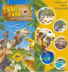 Camel Park Mazotos - Larnaca district