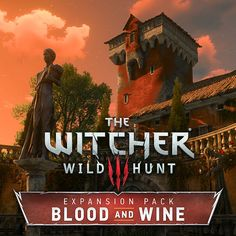 The Witcher Blood and Wine - Dun Tynne Castle, Kuba Wichnowski The Witcher Wild Hunt, The Witcher 3, 3d Sketch, Witcher Art, Inspirational Artwork, Fantasy Inspiration, The Expanse, Game Art, Concept Art