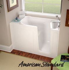 1000 Images About Easy Access Tubs Walk In Tubs On