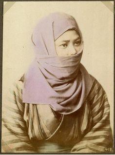 File:Woman in a winter coat, Japan. (10797193766).jpg