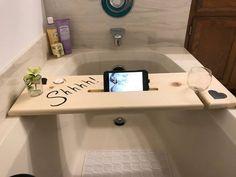 Bath Tub Trays by CraftMaids on Etsy