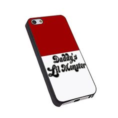 Harley Quinn Suicide Squad Daddy's Little Monster 6 for i…