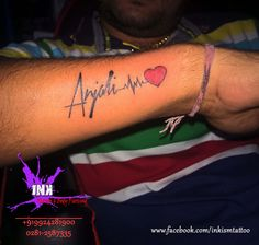 She is his heartbeat he told, She has his heart he told, He has her heart he told, Love means HER to him he told. #Love of #Life  #Commitment #Lifetime #Heart #Relationship #Heartbeat #Her #His #Us #He #She #We #Tattoo_at_INKism #Etisha #INKism #Rajkot #INKismRajkot #Tattoo #Tattoos #Artist #Tattoo_Artist #Hygienic #Sterilized_Equipments #Painless #Lady_Artist #Well_Equipped #Certified #Ink #Inked #Inker #Tattooer #Tattooing #Tatt #inkismtattoo #Tattoo_For_LOVE  Artist - Tattooist Etisha