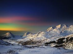 Северная красавица Норвегия в фотографиях — Все о туризме и отдыхе