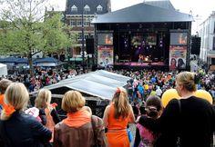De jaarlijkse Oranjenacht is een begrip in de regio en vindt in 2015 voor de 17e keer plaats. Tijdens de Oranjenacht, betreden traditiegetrouw artiesten van Nederlandse bodem het podium op de Goudse Markt.
