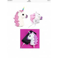 Chargeur portable licorne