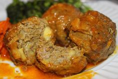 curried meatballs #paleo