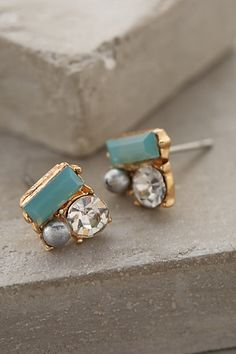 Ailie Studs #anthropologie