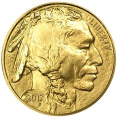 2017 1 oz American Gold Buffalo Coins from JM Bullion™