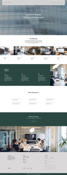 Trading Consultants Website Templates   Wix Website Templates