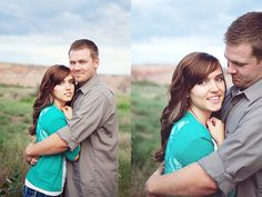 Kara & Brennan I Utah Engagement Photography to view more go to: www.janicetwitchellphotography.com