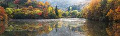 Autumn Fairy Tale (jae youn Ryu / S Korea / Earth) #NIKON D810 #landscape #photo #nature