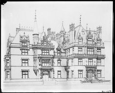 """Petit Chateau & Virginia Fair Vanderbilt House 