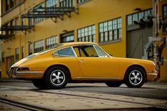 1967 Porsche 912 #porsche
