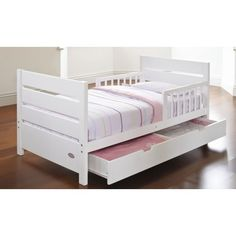 Mothers Choice Toddler Bed With Drawer |