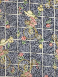 Beautiful Vintage Holly Hobbie Fabric by KoopsKountryKalico, $9.99