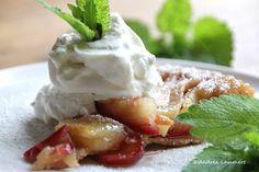 Rezept für französischen Apfelkuchen, Tarte Tartin