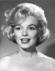 Hair test for 'Let's make love', 1960