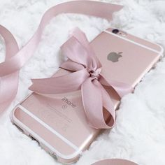 iphone, apple, and pink resmi - Modern Iphone 7, Apple Iphone 6, Iphone Cases, Rose Gold Aesthetic, Pink Images, Tumblr, Iphone Accessories, Apple Products, Girly Things