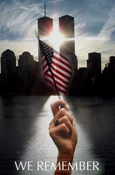We remember #911 #neverforget #9/11