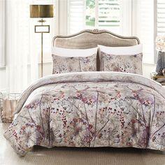 2017 Autumnal New Arrival Jacquard Silk 2-3pcs Bedding Set High Quality Duvet Cover Sets With Colorful Dandelion#HX- 787-B #Affiliate