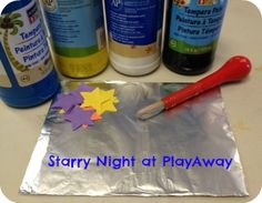 PlayAway; Explore.Discover.Grow: Starry Night at PlayAway