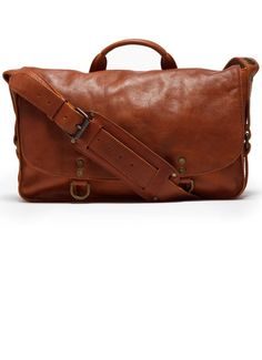 It's not clothing, but it's awesome. You can take it to war or a meeting. Of course it's $350...of only it had a laptop sleeve I could justify it.