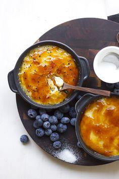 Creme Brulee Rice Pudding // The Sugar Hit!