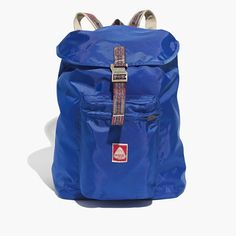 Madewell - JanSport® Off Trail Jacquard-Strap Backpack