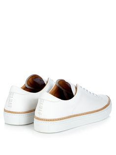 Prince low-top leather trainers | No. 288