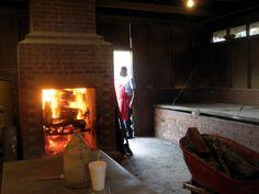 James Howell, Pit Cook - Pete Jones' BBQ/The Skylight Inn - Ayden, NC