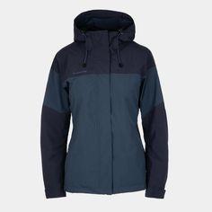 Twentyfour Dal 2-layer Jacket, skalljakke dame - Blå - Skalljakker | XXL Nike Jacket, Layers, Style, Fashion, Layering, Swag, Moda, Nike Vest, Fashion Styles