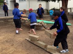 A new Zealand Principal decided to forget the rules and let his children play outdoors to see what benefits would occur. Read this story as he tells how the children reaped the benefits of learning outdoors.