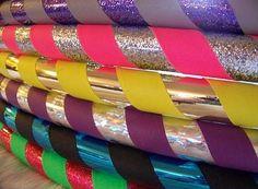 The Hoop Mamas Signature 'Sparkle Kiddo Hoop'  Choose by HoopMamas, $22.95