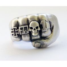 WWII German silver Wehrmacht (Das Heer) rings for sale. Mens Silver Necklace, Silver Earrings, Silver Jewelry, Gold And Silver Rings, Sterling Silver Rings, Big Rings, Rings For Men, Ring Bracelet Chain, Simple Necklace