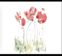 #LoMejorDelMundo #ACUARELA #flores