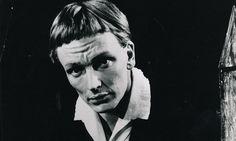 John Bell as Hamlet in 1963 for the Old Tote Theatre Company.