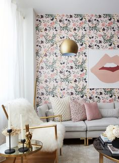 living decorist glam wallpapers learned working luxury interior housebeautiful inside rooms designer enough rental