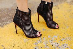 Jerome Rousseau heels #seaofshoes
