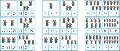 Rumini lapbook - harmadik rész 9 And 10, Periodic Table, Diagram, Periodic Table Chart, Periotic Table