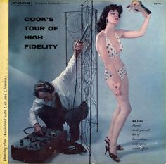 Various - Cook's Tour Of High Fidelity (1965)