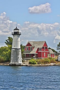 "500px / Photo ""Canadian Lakes Lighthouse"" by Shane McDonald"