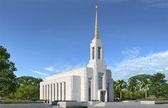 A Igreja de Jesus Cristo dos Santos dos Últimos Dias anunciou que a abertura de terra do Templo de Lisboa, Portugal acontecerá no dia 5 de Dezembro de 2015