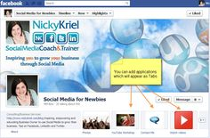 4 Great Facebook applications you can add to your Page for Free! http://www.nickykriel.com/blog/social-media/4-great-facebook-apps-to-add-to-your-page-for-free/