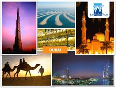 Experience the city of extremes, #Dubai